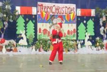 CHRISTMAS CELEBRATIONS AT SRWS