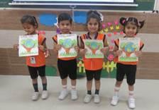 EARTH DAY CELEBRATIONS AT SHREERAM WORLD SCHOOL