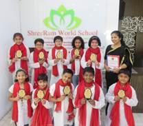 ShreeRam World School shines at Confluence 2017