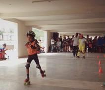 Delhi Roller Skating Talent Hunt 2017