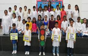 Special Assembly on Road Safety