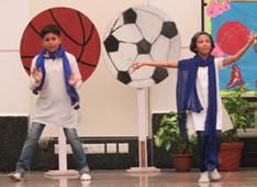 ShreeRam World School celebrates National Sports Day