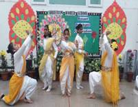 Special Assembly on  Basant   Panchami