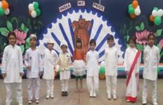 INDIA MY PRIDE – COSTUME PARADE