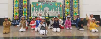 Special Assembly on Milad-Un-Nabi