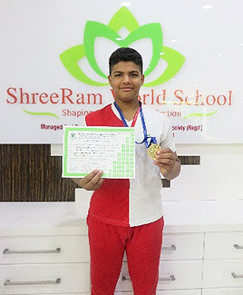 ShreeRam World School excels in Judo