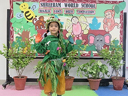 Regalia (Fancy Dress-Flora & Fauna) – Preprimary