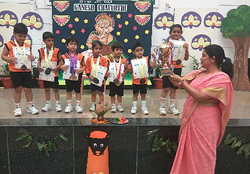 Inter-School Speed Skating Championship 2018