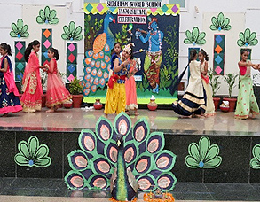 Special Assembly on Janmashtami