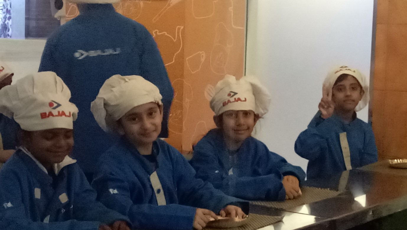 Excursion to Kidzania
