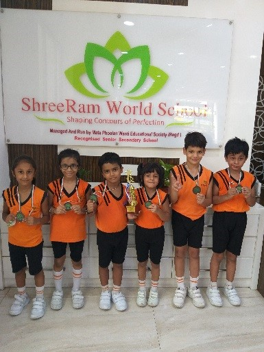 Little Sports Stars of SRWS