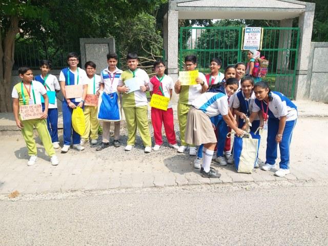 Fit India Plogging Campaign