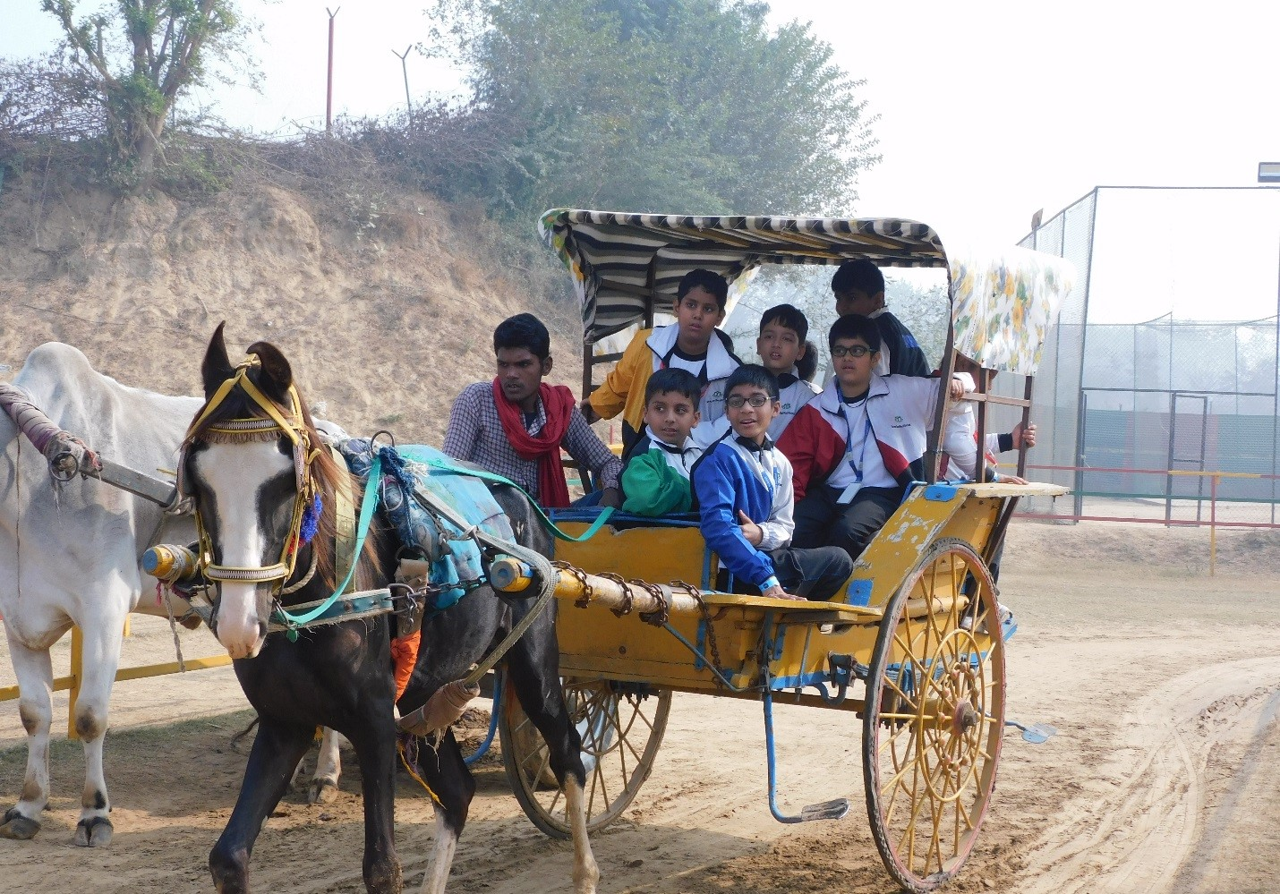 Excursion to Surajgarh Farms, Gurugram