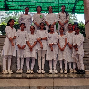 SRWS excels at Zonal Competitions 2019-20