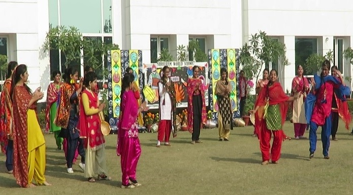 Lohri Celebrations at ShreeRam World School