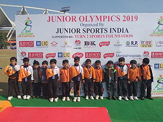 28th January – 31st January 2019: Junior Olympics 2019