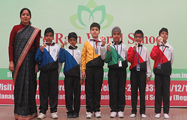 7th Open Inter School Roller Skating Championship 2019