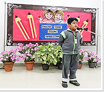 English Story Telling Competition
